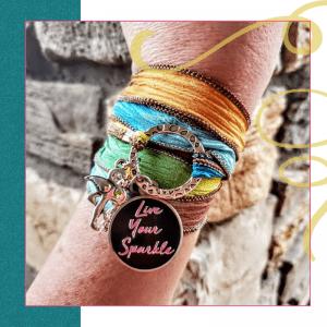 Yoga Wrap Bracelet