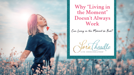 Can Living in the Moment be Bad?